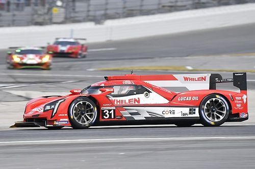 IMSA Roar: Conway edges Montoya for top spot in second session