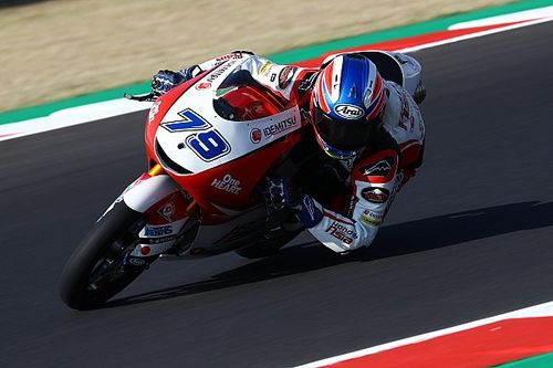 Moto3サンマリノ予選:日本勢が1列目にふたり! 小椋藍が初PP獲得&鈴木3番手