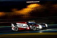 Le Mans 24h: #8 Toyota has long stop to cure brake issue