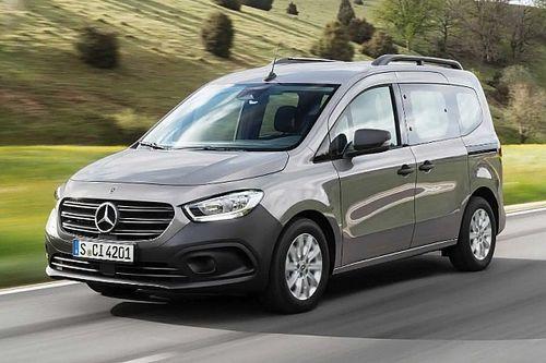 Ennyitől indul itthon a Mercedes új kisáruszállítója
