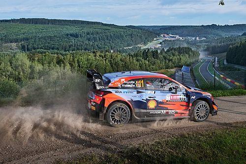 WRC: Neuville hazai győzelemmel szakította meg a Hyundai rossz sorozatát