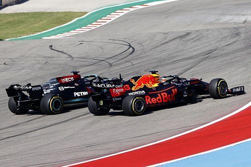 Verstappen n'était pas sûr de la stratégie agressive face à Hamilton