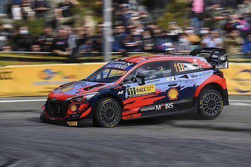WRC Izinkan Mobil Tahun Ini Digunakan Musim 2022