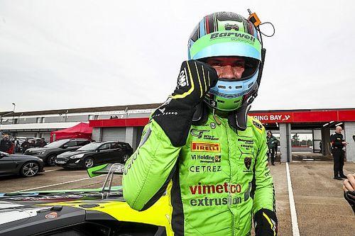 British GT champion Lind considered retiring after losing Lamborghini works status