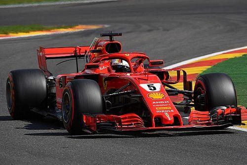 LMP1-Porsche entthront: Formel 1 holt sich Spa-Rekord zurück