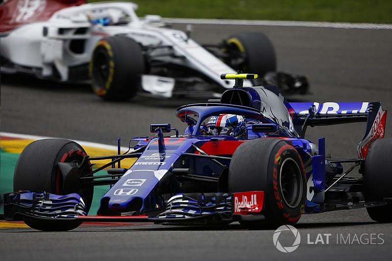 El motor Honda de F1 es