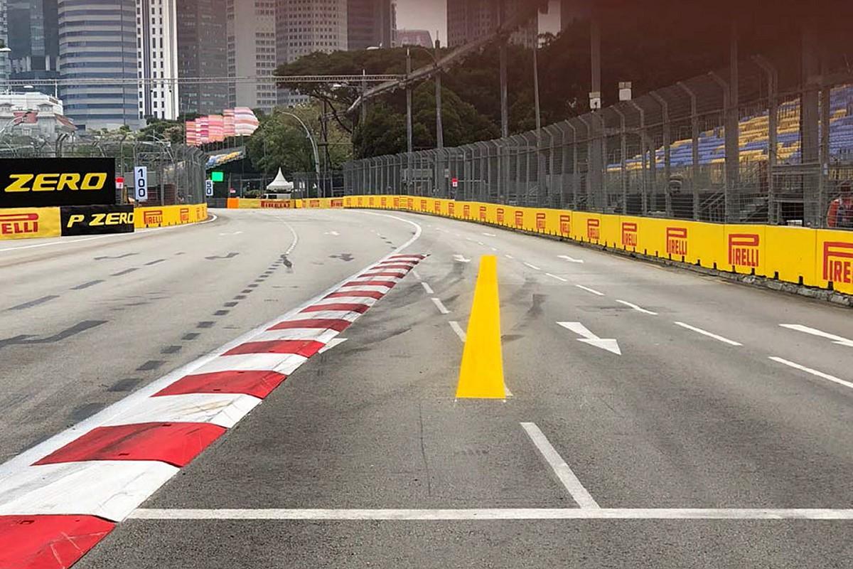 La FIA modifica l'uscita di curva 7 per prevenire l'abuso dei track limits