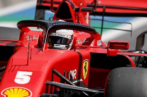 """Disastro Vettel: """"11esimo? Male. Gli avversari si sono nascosti"""""""