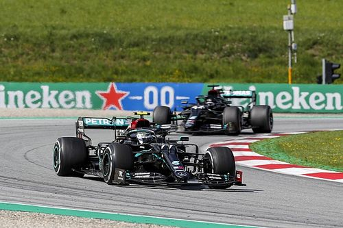Mondiale Costruttori F1 2020: Mercedes subito in testa