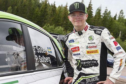 Сольберг-младший стал гонщиком Hyundai. Пока в WRC2