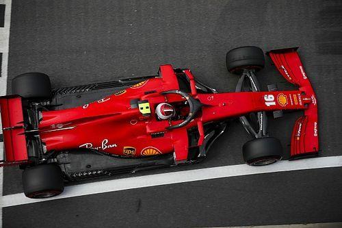 """Leclerc : 8e en qualifs, plus """"réaliste"""" rythme de Ferrari"""