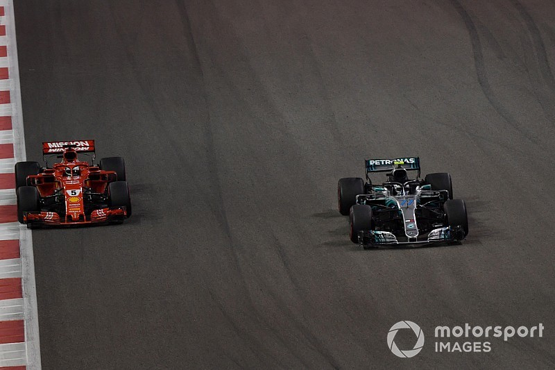 Bottas: Abu Dhabi GP mirrored campaign by