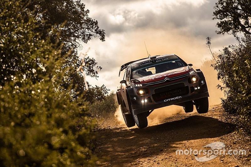 Fotogallery WRC: l'esordio di Sébastien Ogier al volante della Citroen C3 WRC Plus