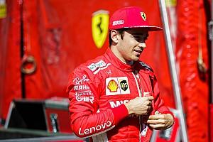 Vettel espera no tener problemas con Leclerc