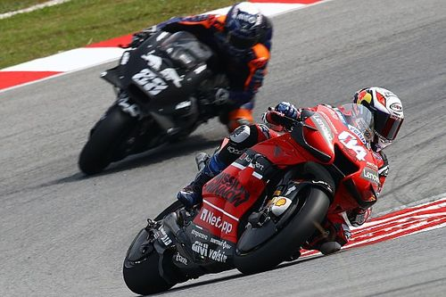 Ducati contract talks with Dovizioso at a standstill