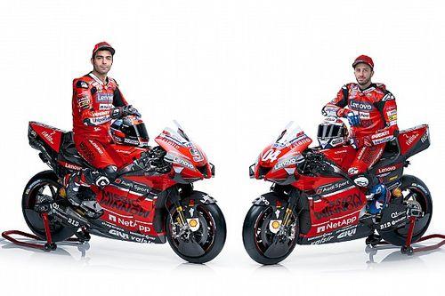 Toutes les motos et tous les pilotes Ducati en MotoGP