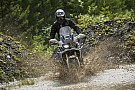 Honda Africa Twin DCT hard test - Galles Experience