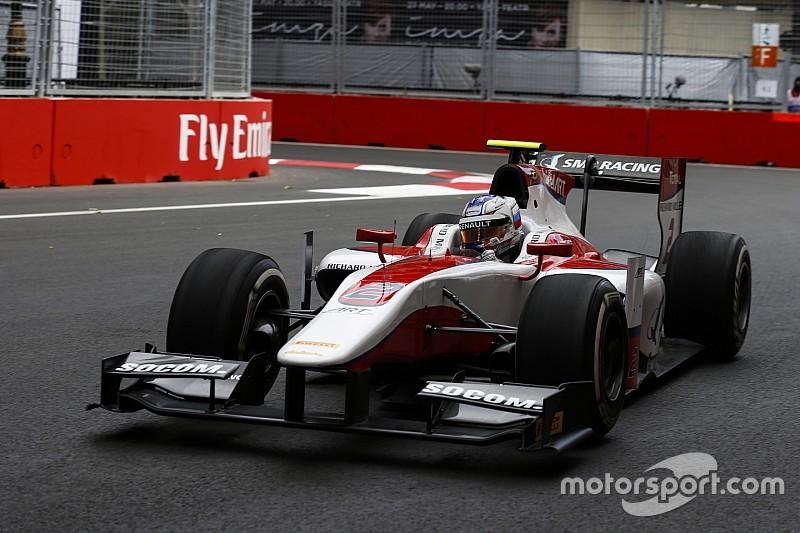 Renault's Sirotkin replaces Albon for F2 Baku round