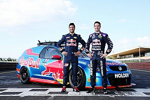 Ponen en venta bólido de Daniel Ricciardo en Supercars