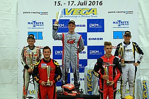 DKM Ergebnisse DKM: Gesamtstände nach 6/10 Saisonrennen 2016