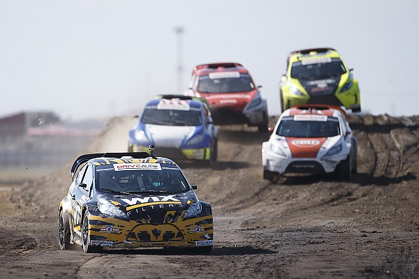 Global Rallycross Seattle hosts the penultimate event of the 2016 GRC season