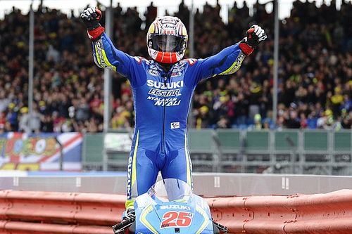 MotoGP英国站:维纳莱斯大获全胜