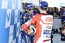 """MotoGP Rossi sobre Lorenzo: """"No es fácil seguir creyendo en uno mismo"""""""