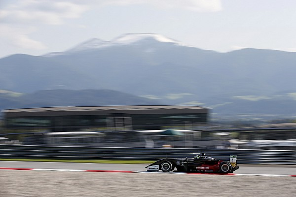 F3 Europe Race report Red Bull Ring F3: Eriksson wins, Norris closes on title