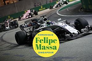 Formule 1 Chronique Chronique Massa - Vettel a été trop vigoureux au départ