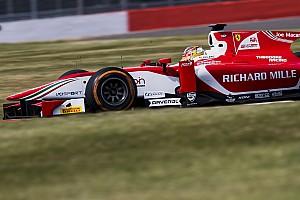 FIA F2 Reporte de la carrera Leclerc se lleva su quinto triunfo de la temporada en Silverstone