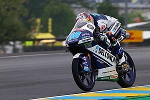 Moto3 Qualifiche Tolto il miglior tempo a Bulega: la pole di Le Mans è di Martin