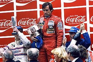 Формула 1 Ностальгія 36 років тому: остання перемога Ройтеманна та перший подіум Менселла