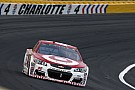 "NASCAR Cup Larson: ""I used Johnson up a little bit"