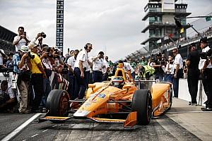 IndyCar Новость Слухи о McLaren в IndyCar возобновились. Команда их не опровергла
