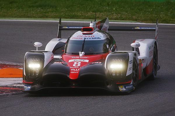 Toyota marca el mejor tiempo en la última sesión del Prólogo del WEC