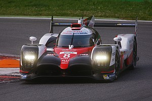 WEC Testing report Toyota ends final WEC Prologue test session fastest