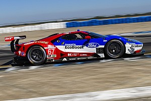 IMSA Race report Sebring 12h: Hr 4 – Ford settles into 1-2, as Corvette hangs on