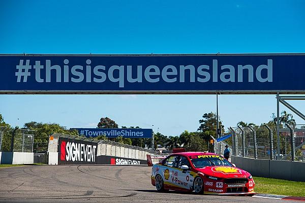 Supercars Townsville Supercars: McLaughlin flies to ninth season pole