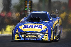 NHRA Preview Capps hoping to carry momentum into Epping