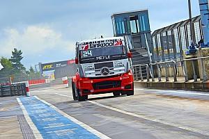 Kamion Eb BRÉKING FIA ETRC: felemás napon van túl a Nürburgringen Kiss Norbi