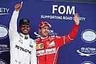 Formel 1 Lewis Hamilton: Vettels Schwächen in der F1 zu sehen ist