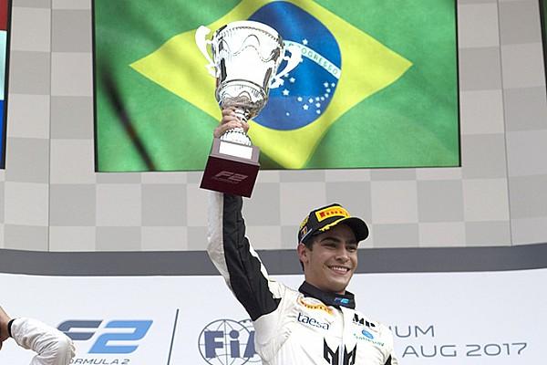 FIA F2 Entrevista Sette Câmara fala de vitória, pódios e analisa ano na F2