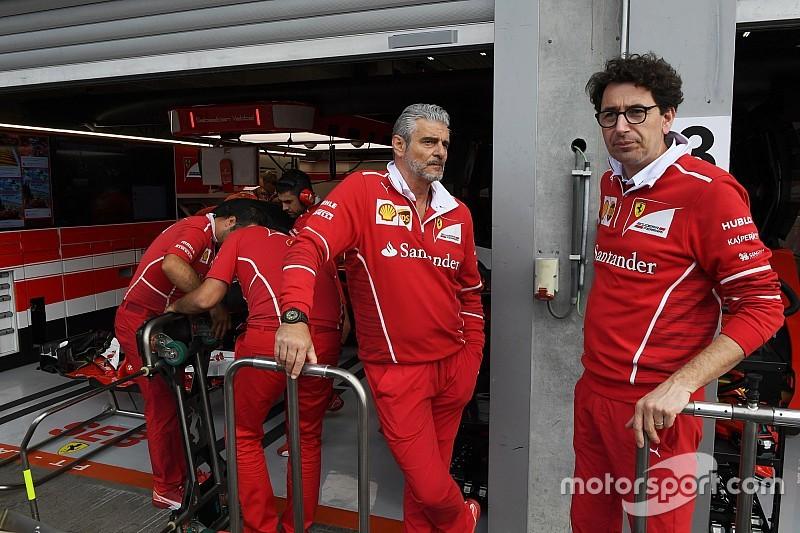 Binotto to replace Arrivabene as Ferrari F1 team boss