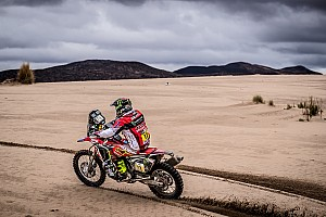 Dakar Stage report Dakar 2017, Stage 11: Goncalves fastest, Sunderland closes on win