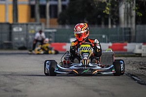Kart Preview 190 competitors strap on the Vortex power plants in near perfect conditions