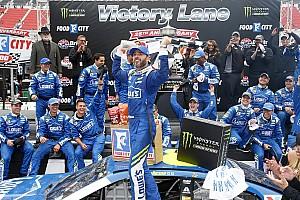 Monster Energy NASCAR Cup Yarış raporu Bristol'de Jimmie Johnson kazandı