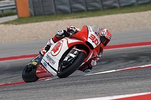 Moto2 速報ニュース 【Moto2】中上貴晶「3位は素直に嬉しい」狙うはモルビデリの連勝阻止