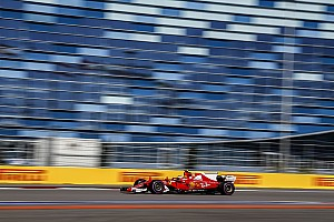 Live: Follow final practice for the Russian GP as it happens