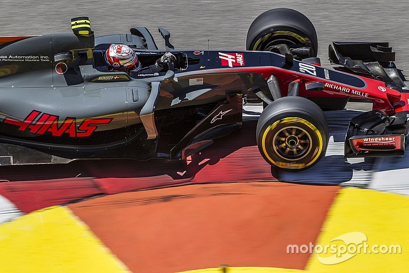 Haas revient aux freins Brembo pour le reste du GP de Russie