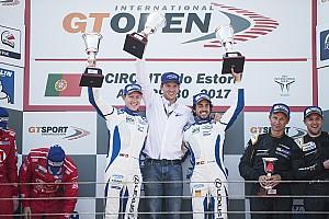GT Open Portugal: Auftakt mit einem Schweizer Sieg